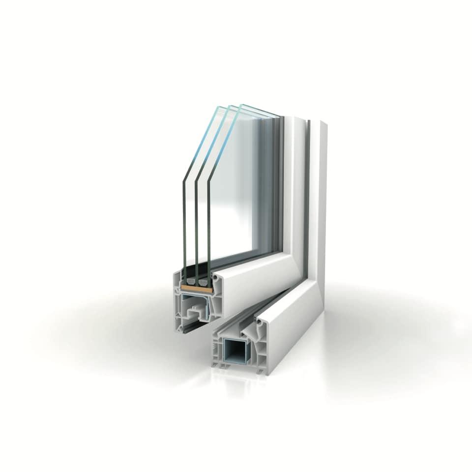 Perfil ventana Amaya